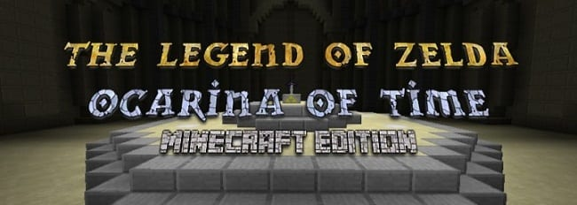 The legend of Zelda : Ocarina of time by Doody_Craft