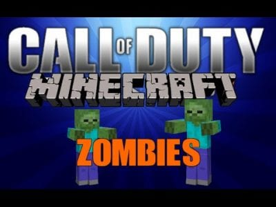 Call Of Minecraft: zombies