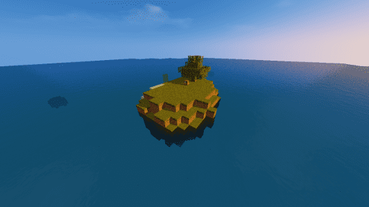 Impossible Island!