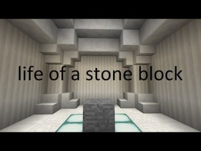 Life of a stone block