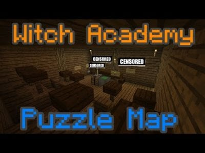 Witch Academy Puzzle