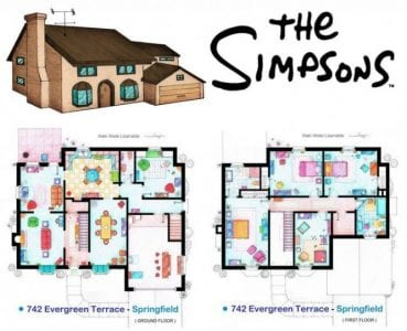 Simpsons House 1.12