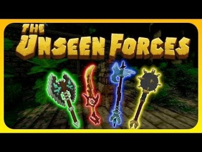 The Unseen Forces III