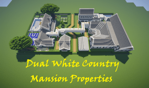 DUAL WHITE COUNTRY MANSION PROPERTIES
