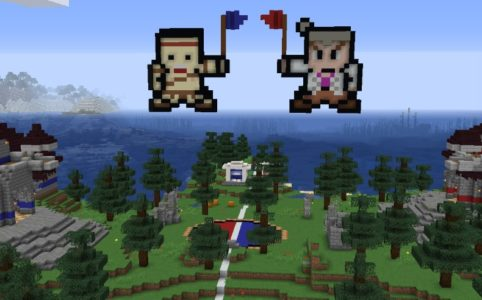 Capture The Flag Map!