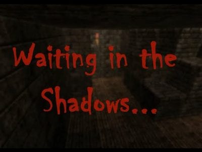Waiting in the Shadows
